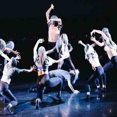 This is from a piece I choreographed and styles called Delude