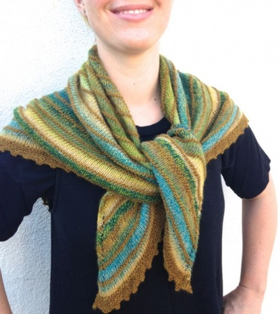 One of my Shawl Designs