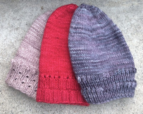 3 of my Hat Designs