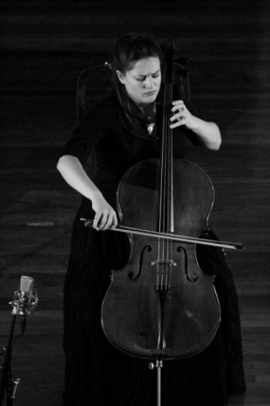 At Sigall international cello competition
