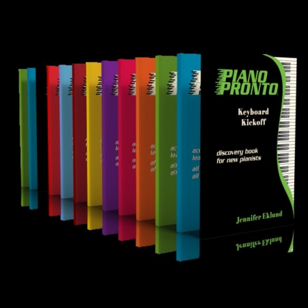 Piano Pronto is one of the most popular piano methods available today.