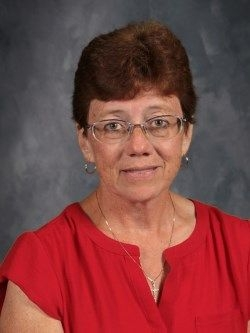 Jenny Lamkin 19th year at Oak Hill Schools photo.