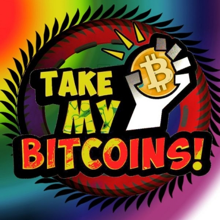 Logo I designed for a Bitcoin selling campaign.