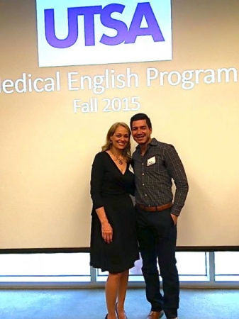 UTSA Medical English Program