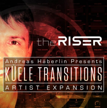 Andreas Häberlin - Synthesizer Preset Expansion Pack with Air Music Technology
