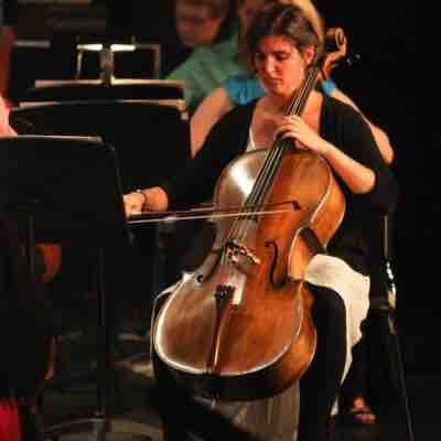 Playing with the Taneycomo Festival Orchestra