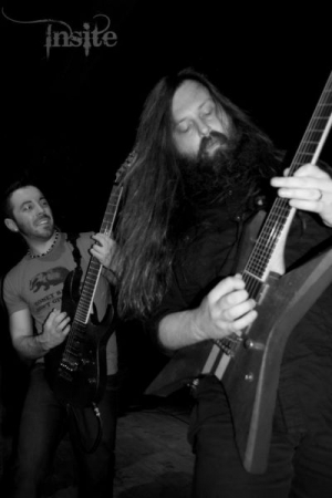 Playing with Oli Herbert of All That Remains