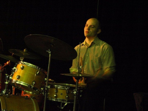 My graduate recital at University of New Orleans in 2011.