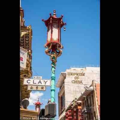 Chinatown California