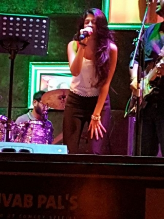 U2 tribute at Hard Rock! What a fun gig this was :D