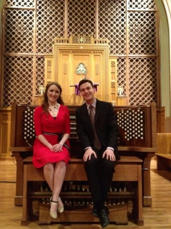 With Grammy award winning organist Nathan Laube.