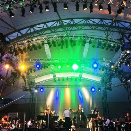 Playing the music of Fleetwood Mac with the Columbus Symphony