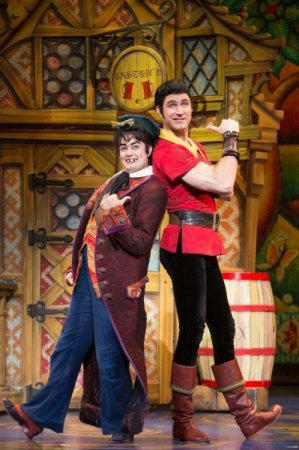 Gaston in Beauty and the Beast national tour. I never missed one of our 326 shows.