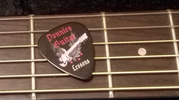 Custom picks!