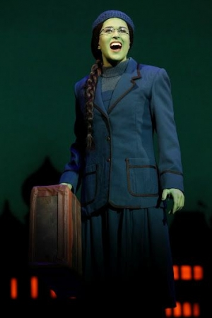 Joan Marcus Press Shot from Wicked