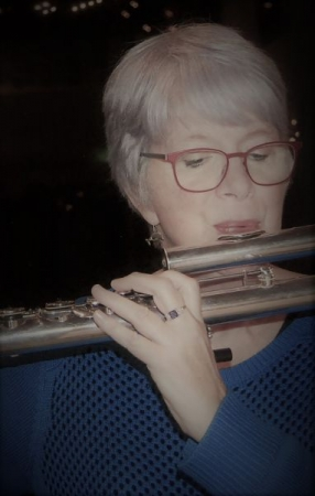 Bass flutist in our flute studio