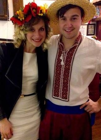 Taras Bulba - the best Ukrainian restaurant in NYC! Immerse yourself in the Slavic culture :)