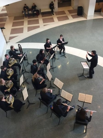 CCM Chamber Winds