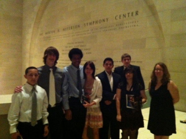 Attending a Dallas Symphony Performance - May 2011