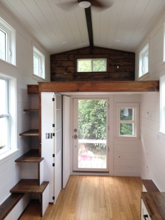 TINY HOUSE COMPLETION