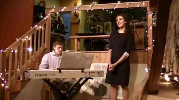 """""""Two Sides to Every Song"""" Recital 2017, pianist Ricky Satterness"""