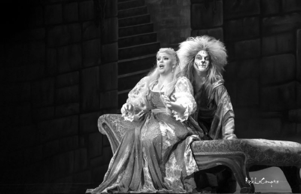 The Magic Flute as Pamina with Opera Louisiane