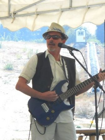 "Bogus Basin's summer concert series, ""Music on the Mountain"" 2015 with Michael Brown."