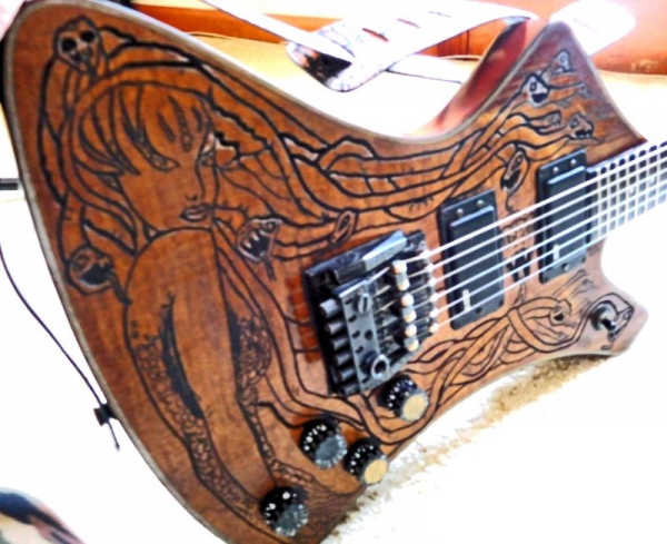 Custom Guitars!