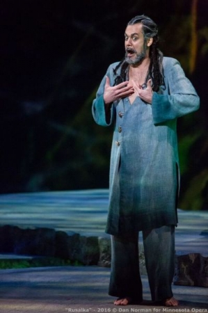 "As Vodnik in Dvořák's ""Rusalka""