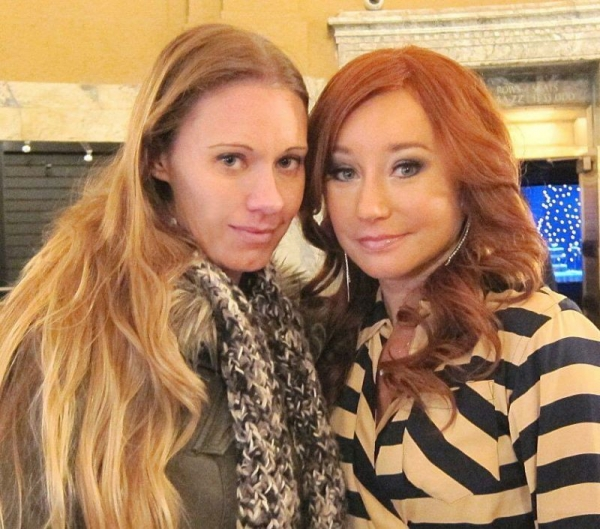 Jennifer Lee and Tori Amos