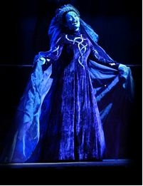 Queen of the Night - The Magic Flute - Opera San Jose