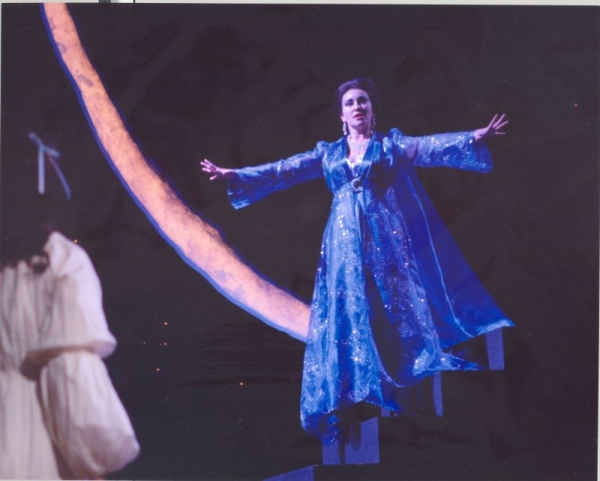 Queen of the Night - The Magic Flute - West Bay Opera