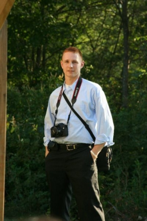 Daniel Crandall as photographer