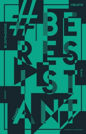 #BE RESISTANT