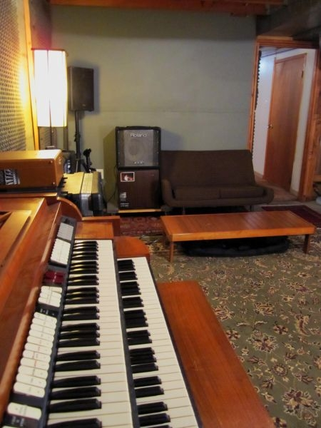 My studio, located in the Central District area of Seattle 1/4 mile from I5 and I90.