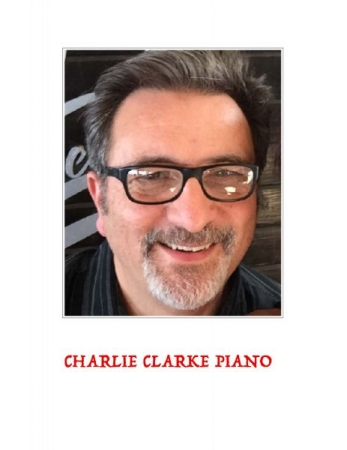 Charlie Clarke the happy piano teacher