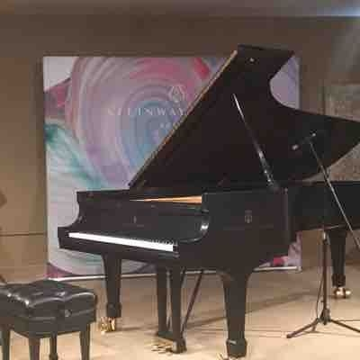 Free recitals at the Steinway Hall!