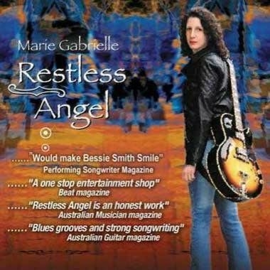 """Reviews from my CD titled """"RESTLESS ANGEL"""""""