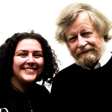Working with Choral Legend Morten Lauridsen.