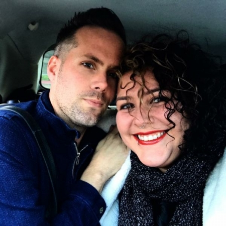 Singing in my car w my old friend Justin Tranter, Golden Globe nominee & songwriter for Justin Bieber, Kesha, John Legend, Maroon 5 & more.