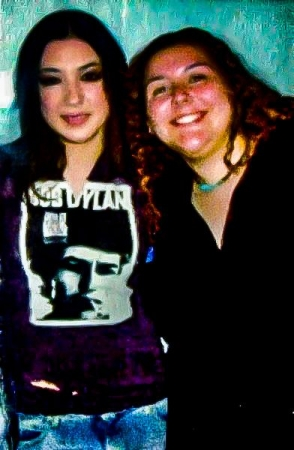 Backstage with Michelle Branch