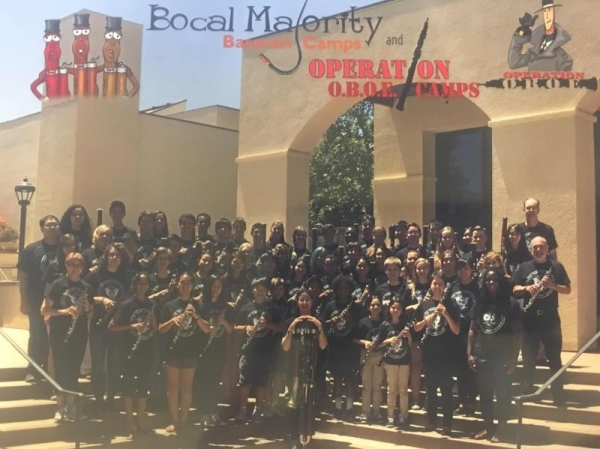 Bocal Majority Double Reed Camp. My uncle and I teach here sometimes!