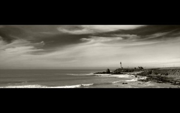 """Pigeon Point"" A beautiful landscape of this iconic lighthouse along Highway 1 in California."