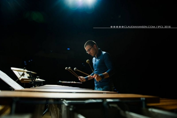Final Round at the International Percussion Competition in Luxembourg 2018