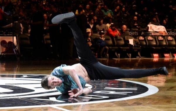 NBA Brooklyn Nets Half-time Show 2018