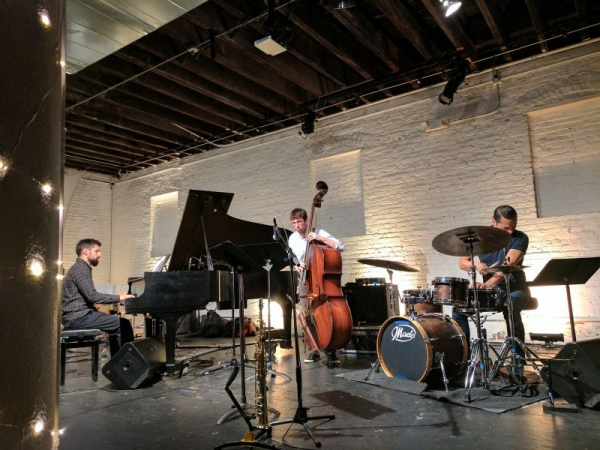 Live at Shapeshifter Lab in Brooklyn, NY