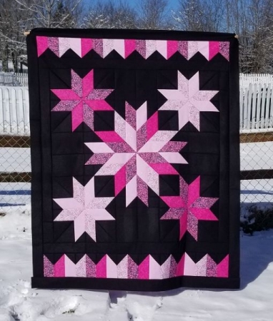 My Star Quilt design we made this year.
