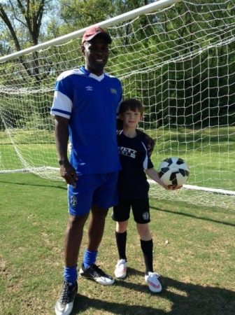 Me and Ryan (great young player)