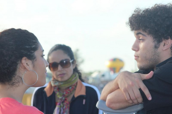 "Directing ""Flea Market Finish Line"".