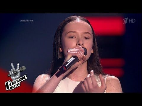My Student Eden Golan will be in the finals of The Voice Russia Kids!
